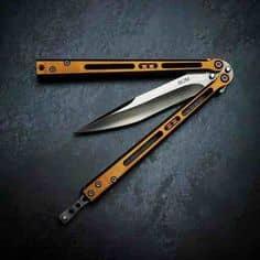 modèle de couteau de qualité
